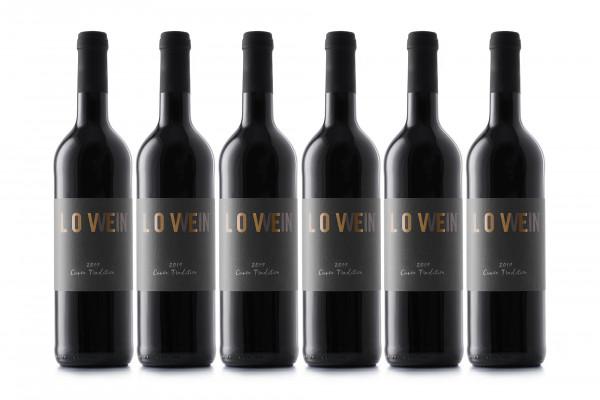 LoveWein, 6er, 2019 Cuvée Tradition, feinherb