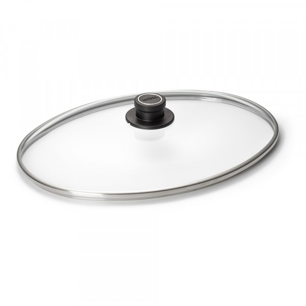 Titan Best Sicherheitsglasdeckel (oval) 38x28,4cm