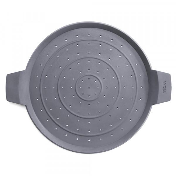 Silikon-Spritzschutz (rund)