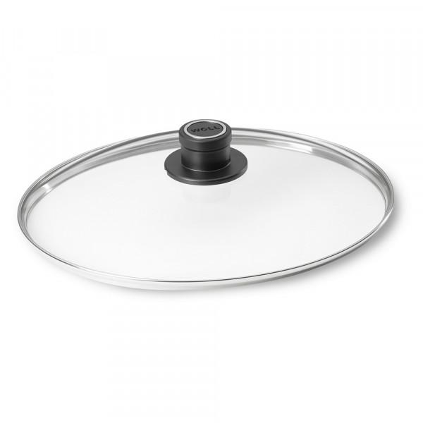 Sicherheitsglasdeckel (oval)